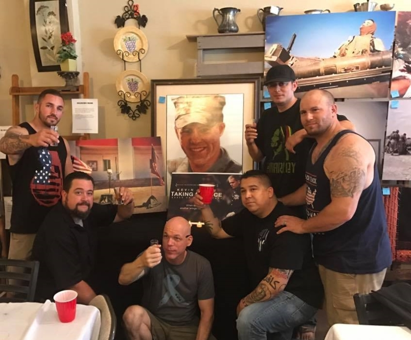 warrior images first event antioch august 2017